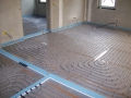 Fußbodenheizkreise